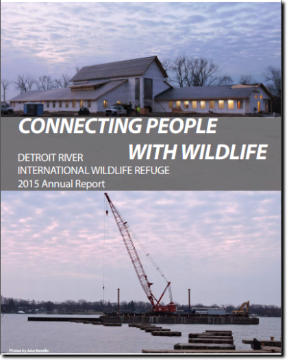 Detroit River International Wildlife Refuge 2015 Annual Report