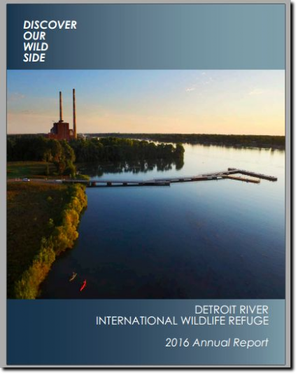 Detroit River International Wildlife Refuge 2016 Annual Report