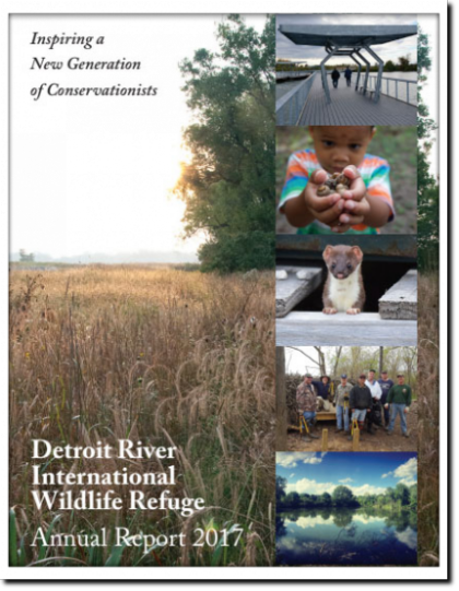 Detroit River International Wildlife Refuge 2017 Annual Report