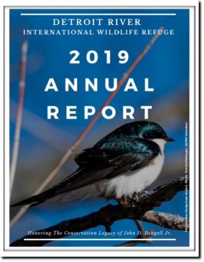 Detroit River International Wildlife Refuge 2019 Annual Report
